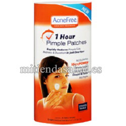 AcneFree Parches Anti Botones 1 hora