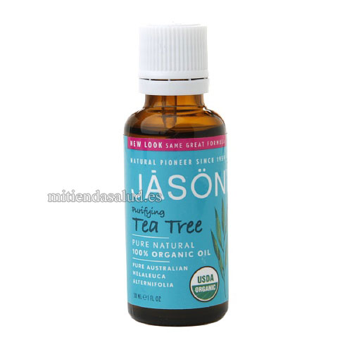 Aceite de Arbol de Te Jason Natural Cosmetics 30 ml