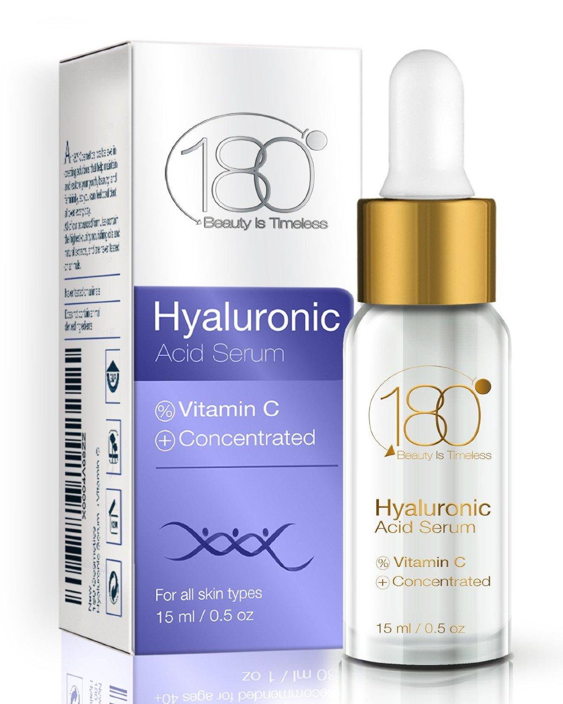 Acido Hialuronico Serum con Vitamina C Ultima Pure Swiss 15 ml