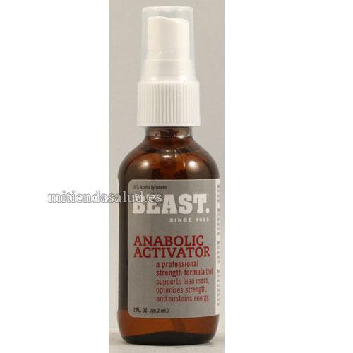 Activador Anabolico Liquido 2 oz Beast Sports Nutrition