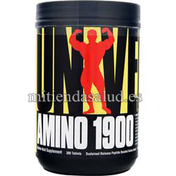 Amino 1900 Universal Nutrition 300 capsulas