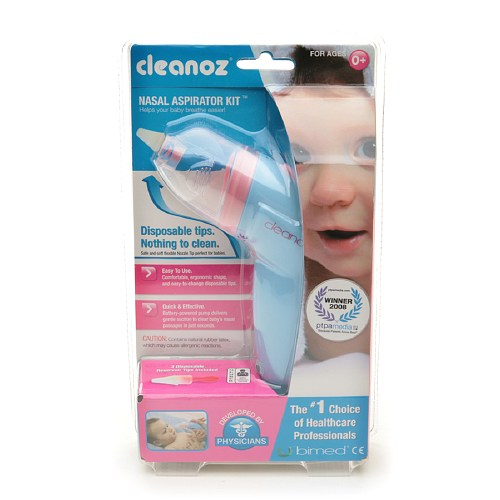 Kit Aspirador nasal Cleanoz