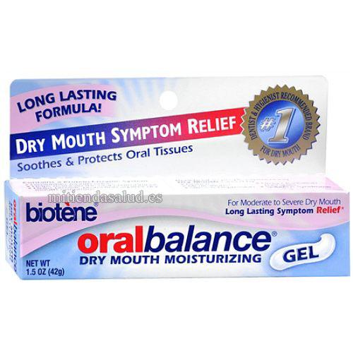 Biotene Oral Balance Gel para la boca seca 42 g