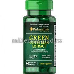 Extracto de Café verde con SVETOL 400 mg Puritans Pride 90 capsulas