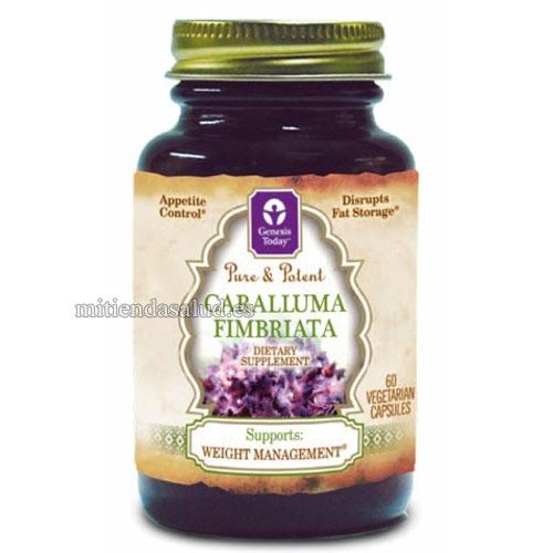 Caralluma Fimbriata Genesis Today 60 capsulas
