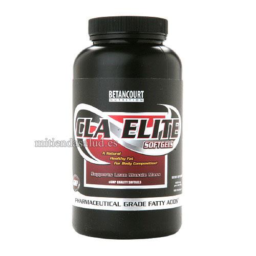 CLA Elite Betancourt Nutrition 180 capsulas