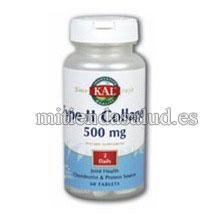 Colageno Tipo II 500 mg Kal 60 capsulas