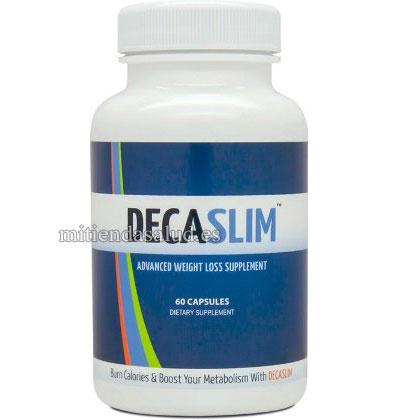 Decaslim pastillas para adelgazar 60 capsulas