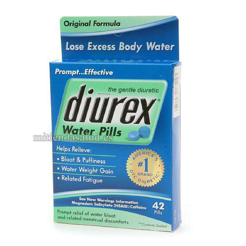 Diurex Formula Original capsulas de agua 42 comprimidos