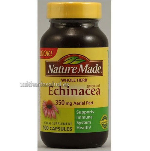 Equinacea 350 mg Nature Made 100 capsulas