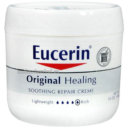 Eucerin Original Healing Crema relajante reparacion 16 oz