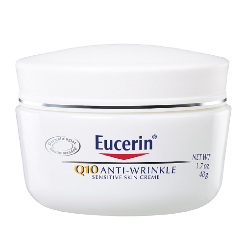 Eucerin Q10 Anti-arrugas Crema Piel sensible 48 g