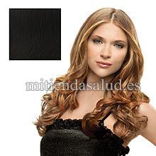 """Extensiones de pelo clip con ondas Hairdo 23"""" Chocolate Copper1 ea"""
