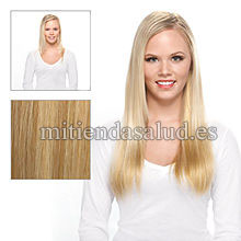 Extensiones de pelo sintetico liso Effortless Extensions FEELsoREAL Goldenlocks 1 ea