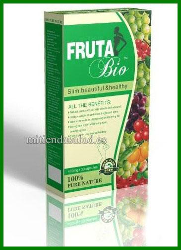 Fruta- Bio para Bajar de peso 30 pastillas
