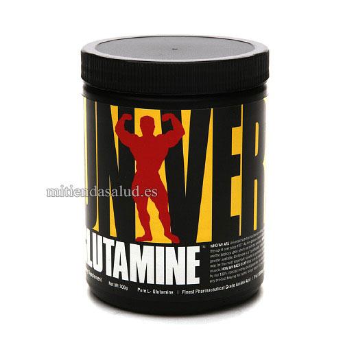 Glutamina en PolvoUniversal Nutrition