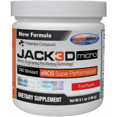 Jack3D Micro USP Labs 5.1 oz