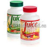 JUICE-RITE Frutas y Hortalizas en Capsulas (60+60)