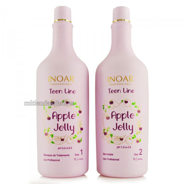 Inoar Apple Jelly Queratina de Manzana