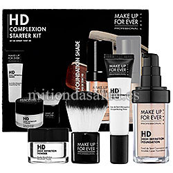 Kit de maquillaje MAKE UP FOR EVER HD Complexion Starter