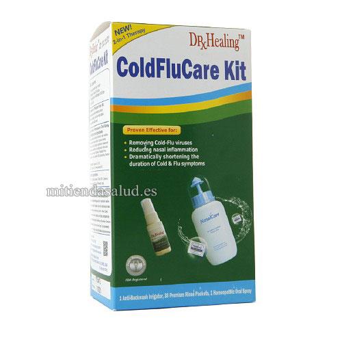 Kit para la gripe y resfriados Drx Healing