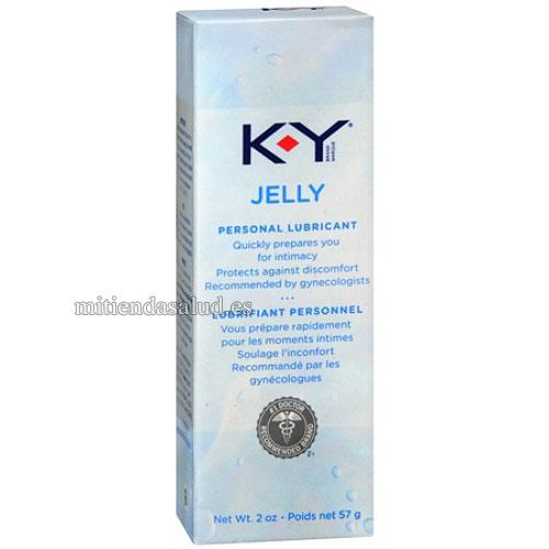 K-Y Lubricante Personal Jelly2 oz