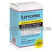 Leptopril 95 capsulas