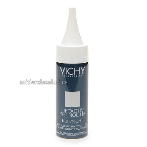 LiftActiv Retinol HA Noche Vichy Laboratoires  Reafirmante CuidadoTotal Arrugas