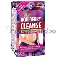 Acai Berry Cleanse - Limpieza del colon 14 dias 56 tabletas