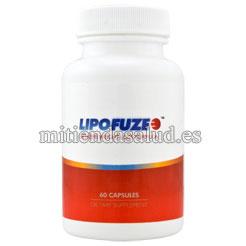 Lipofuze para bajar de peso pastillas quemadores de grasa 60 capsulas