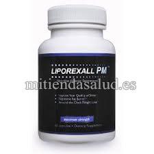 Liporexall PM 60 cápsulas