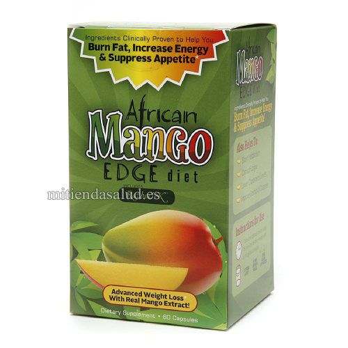 Mango Africano Edge Diet 60 capsulas Rightway Nutrition