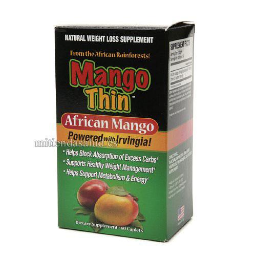 Mango Africano con Irvingia 60 capsulas