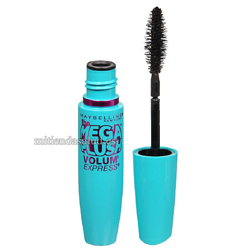 Mascara de pestanas Maybelline the Mega Plush