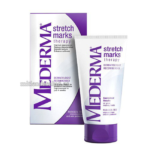 Mederma Stretch Marks Therapy Advanced Crema para las estrias 5.29 oz