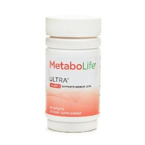 Metabolife Ultra Etapa 1 Sin Efedrina 90 capsulas