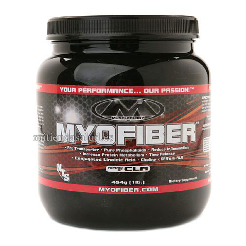 Myofiber Powered by CLA Muscleology 1 lbs