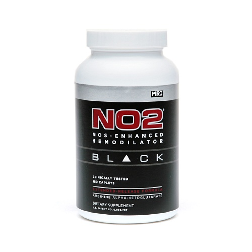 NO2 Black MRI 180 capsulas