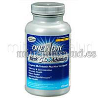 One A Day Men's 50+ Advantage 120 tabletas