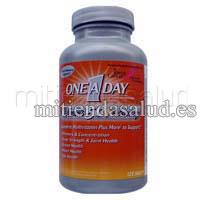 One A Day Women's 50 + Advantage 125 tabletas