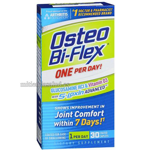 Osteo Bi-Flex One Per Day Glucosamina HCl plus Vitamina D3