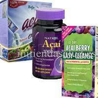 Acai Berry Dieta Pack