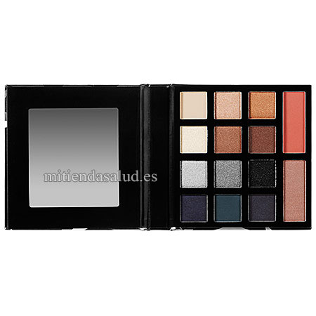 Paleta de sombras Mate SEPHORA COLLECTION Black Magic Palette
