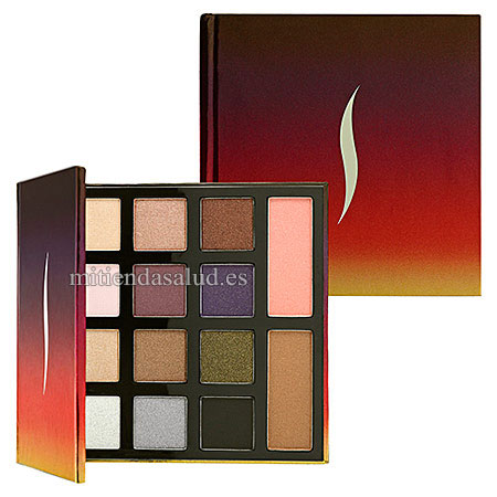 Paleta de sombras de ojos y Rubor Sephora Desert Sunset