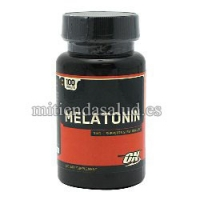 Melatonina Optimum Nutrition 3mg 100 capsulas