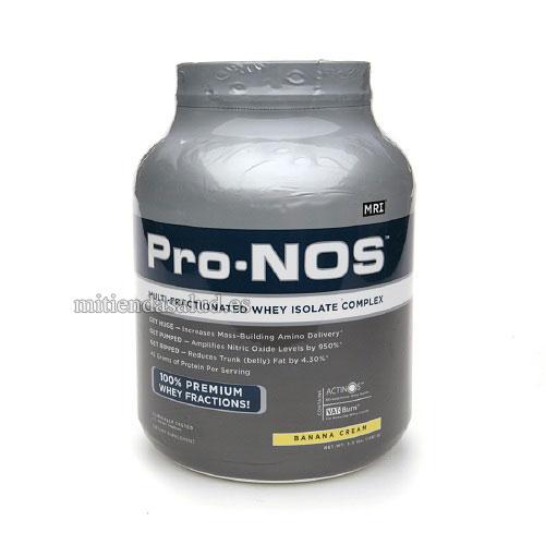 Pro NOS MRI Banana Cream?3 lb