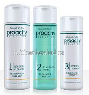 Proactiv Solution para problemas de acne