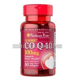 Q-SORB CO Q-10 400 mg 30 capsulas blandas