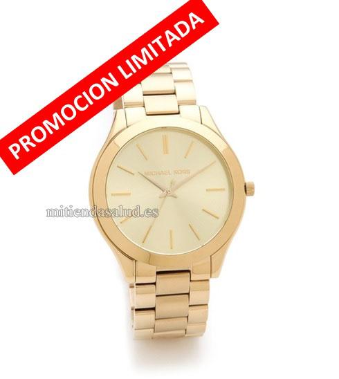 Michael Kors Women's MK3179 Runway Gold Reloj Mujer
