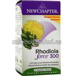 Rhodiola 300 mg 30 comprimidos Natrol